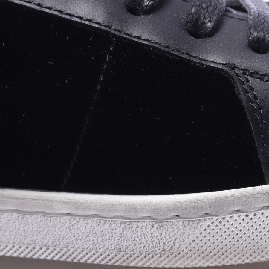 trainers from Saint Laurent in black and white size EUR 39