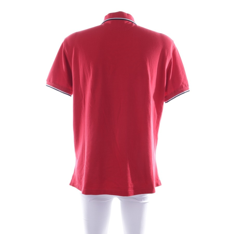 t-shirt from Hackett London in red and multi-coloured size L