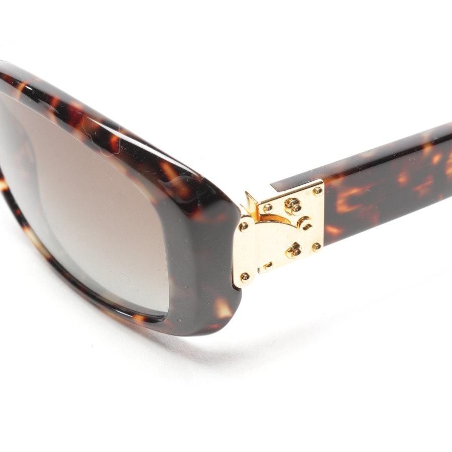 Sonnenbrille von Louis Vuitton in Braun - Z0001W