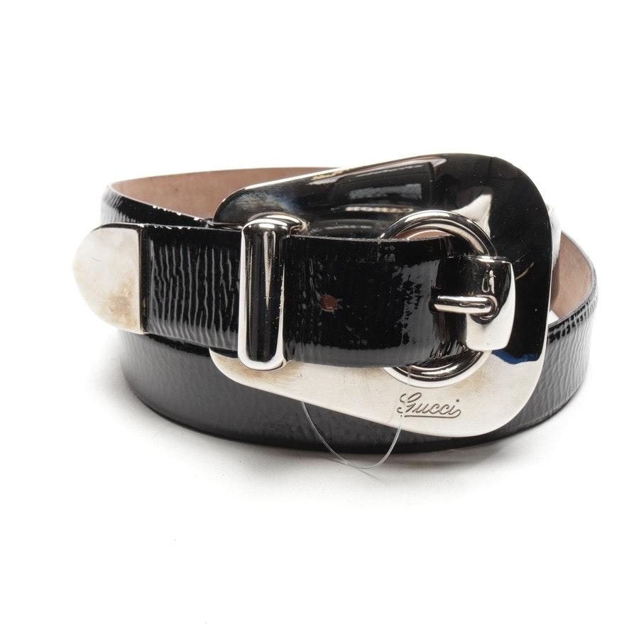 Gürtel von Gucci in Schwarz Gr. 90 cm