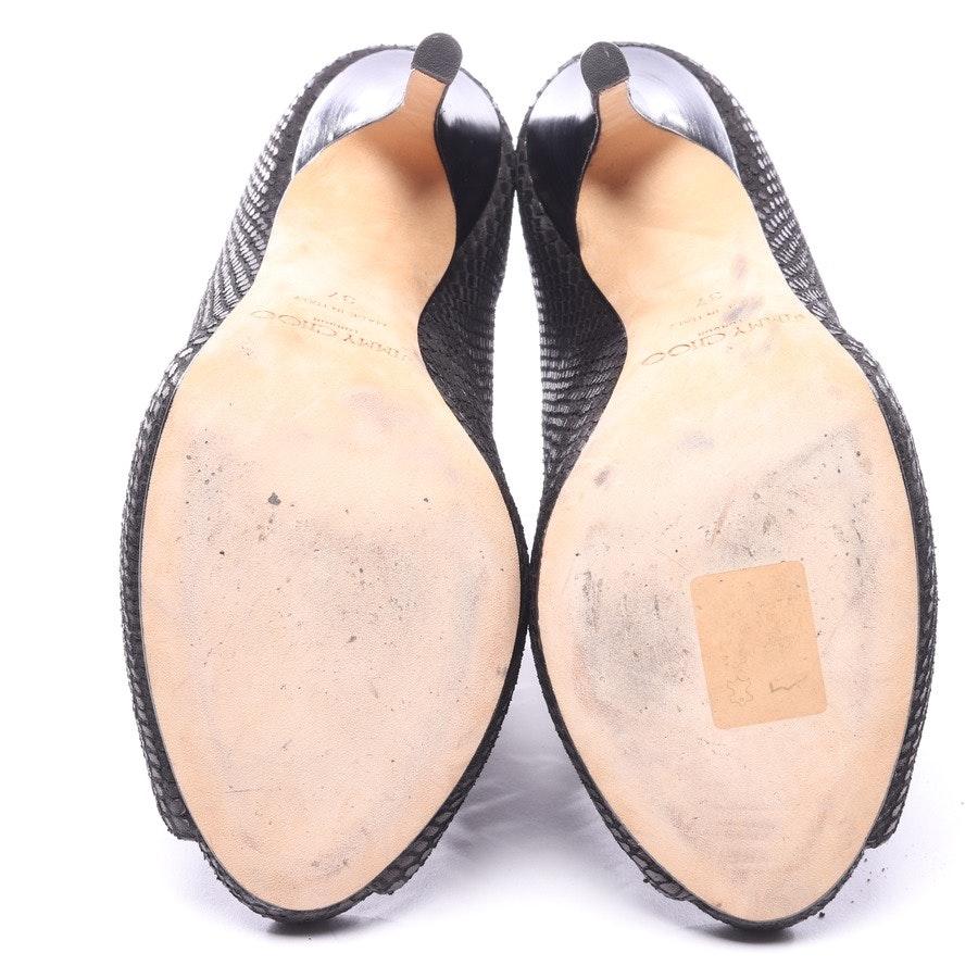 Sandaletten von Jimmy Choo in Schwarz Gr. EUR 37