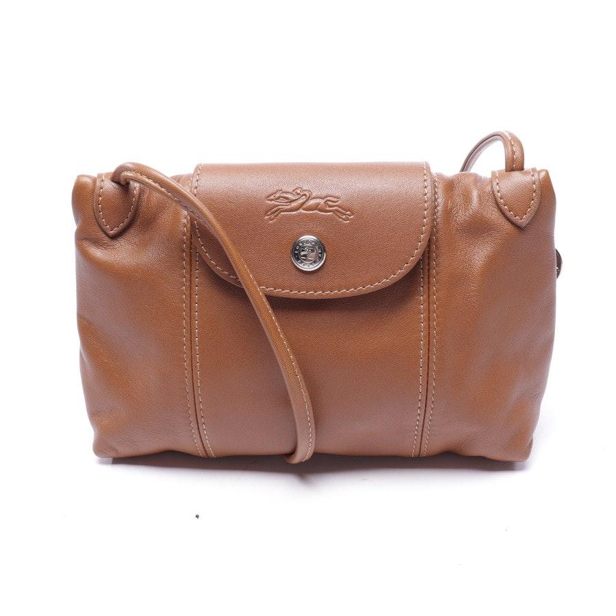 Abendtasche von Longchamp in Braun