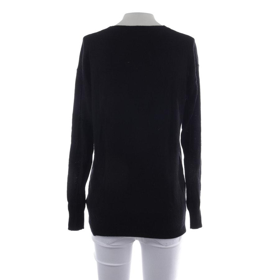 Pullover von Zoe Karssen in Schwarz und Weiß Gr. XS