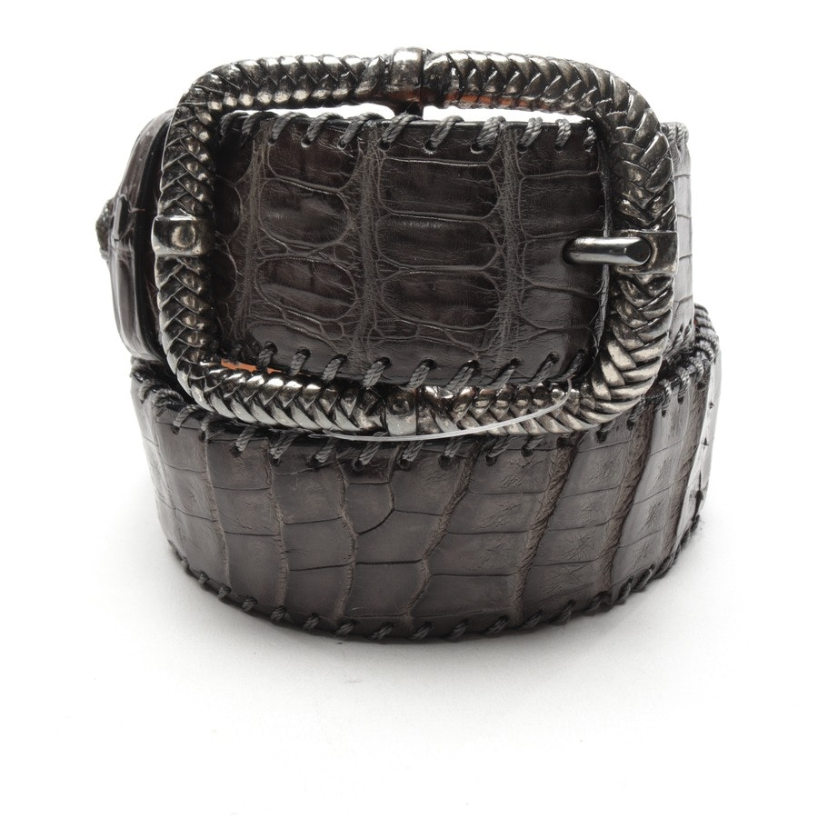 belt from Reptile´s House in grey size 90 cm