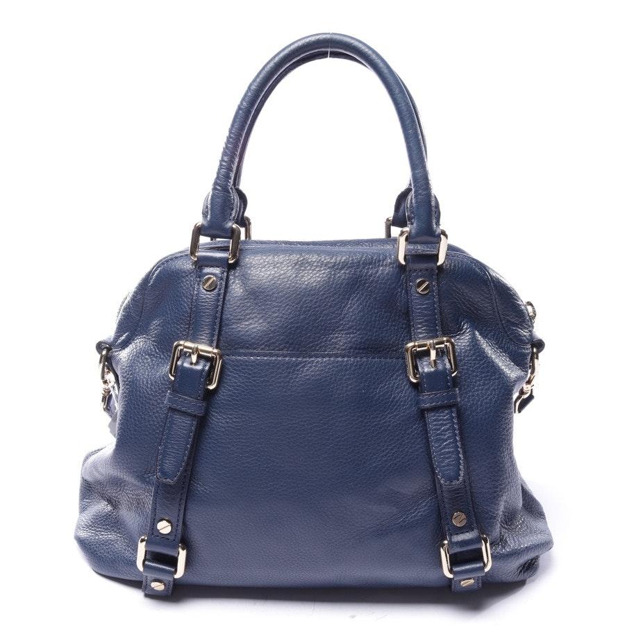 handbag from Michael Kors in dark blue