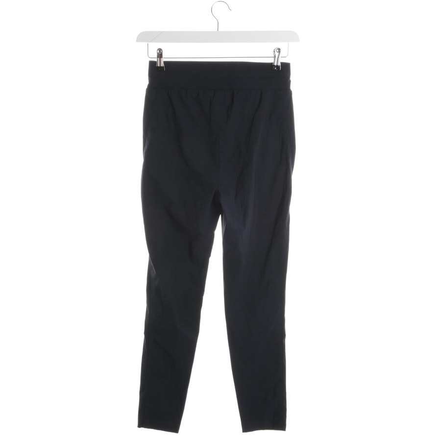 trousers from Marc Cain Sports in dark blue size 34 N1