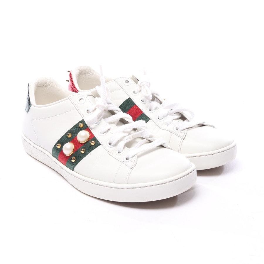 Sneaker von Gucci in Weiß und Multicolor Gr. EUR 36 - Ace