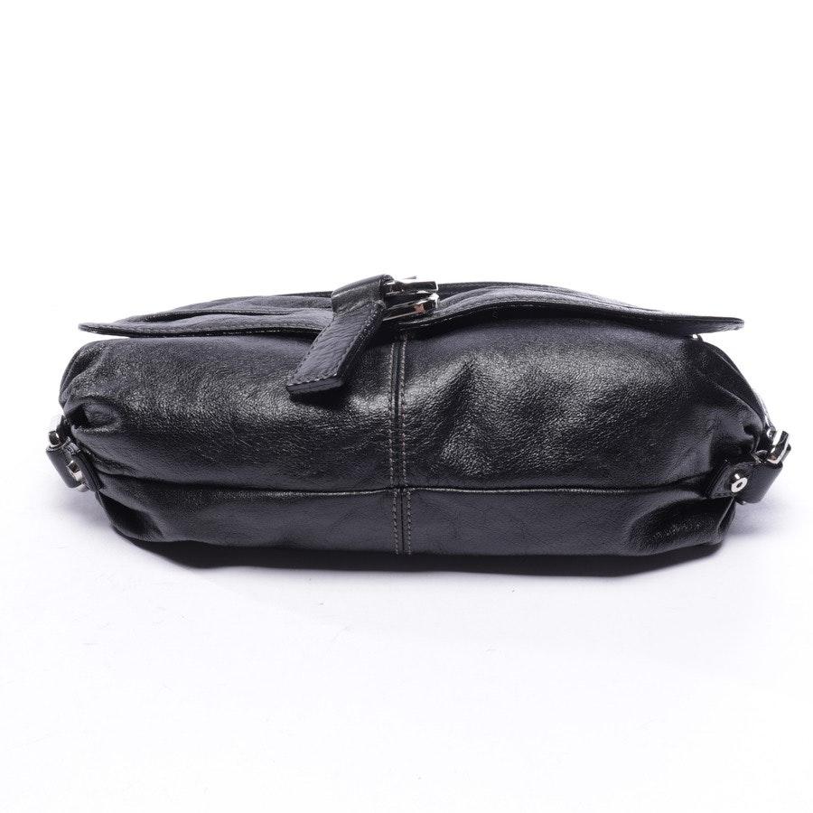 Abendtasche von Coccinelle in Schwarz
