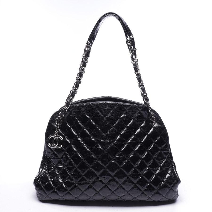 Schultertasche von Chanel in Schwarz - Mademoiselle