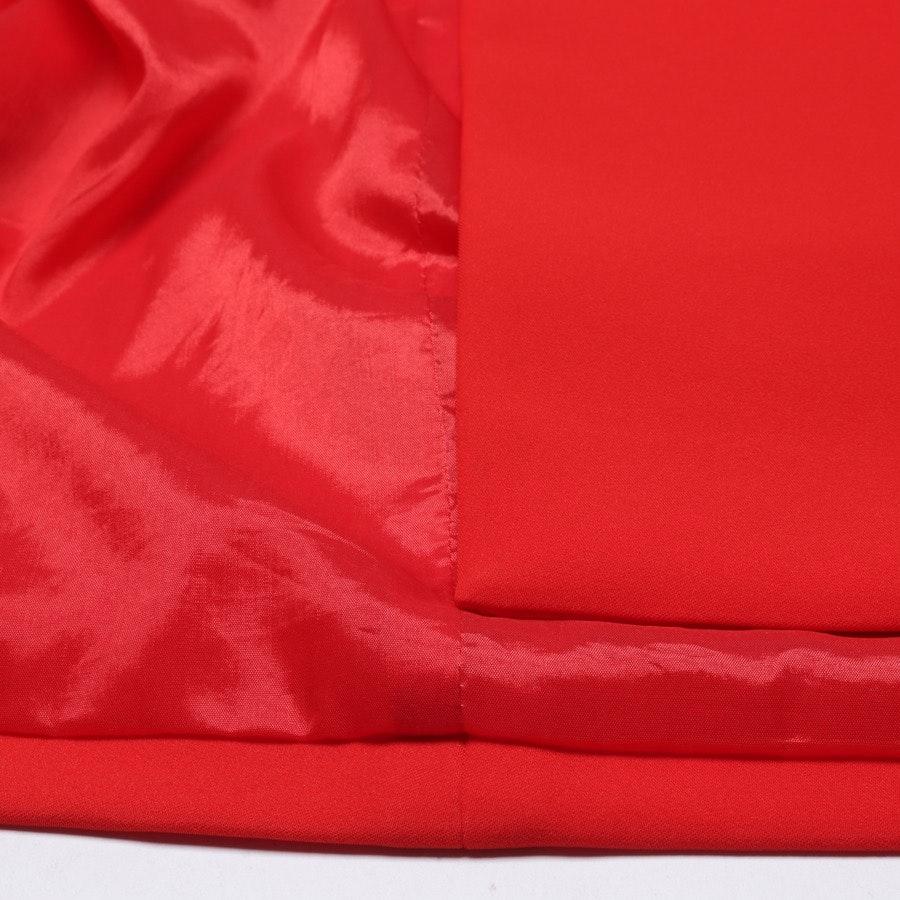 Übergangsmantel von Marc Cain in Rot Gr. 38 N3