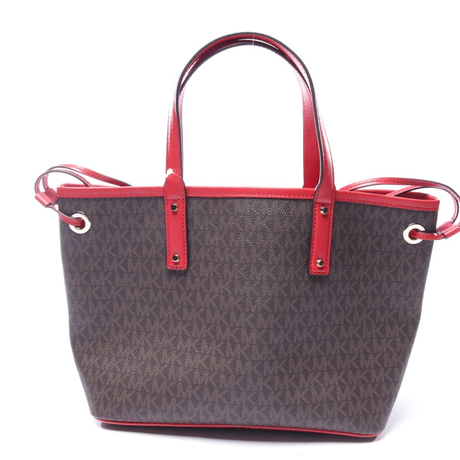 shopper from Michael Kors in brown