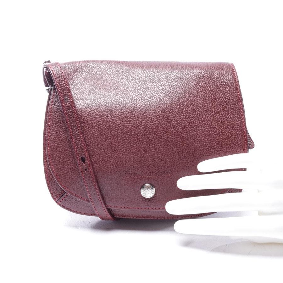 shoulder bag from Longchamp in bordeaux