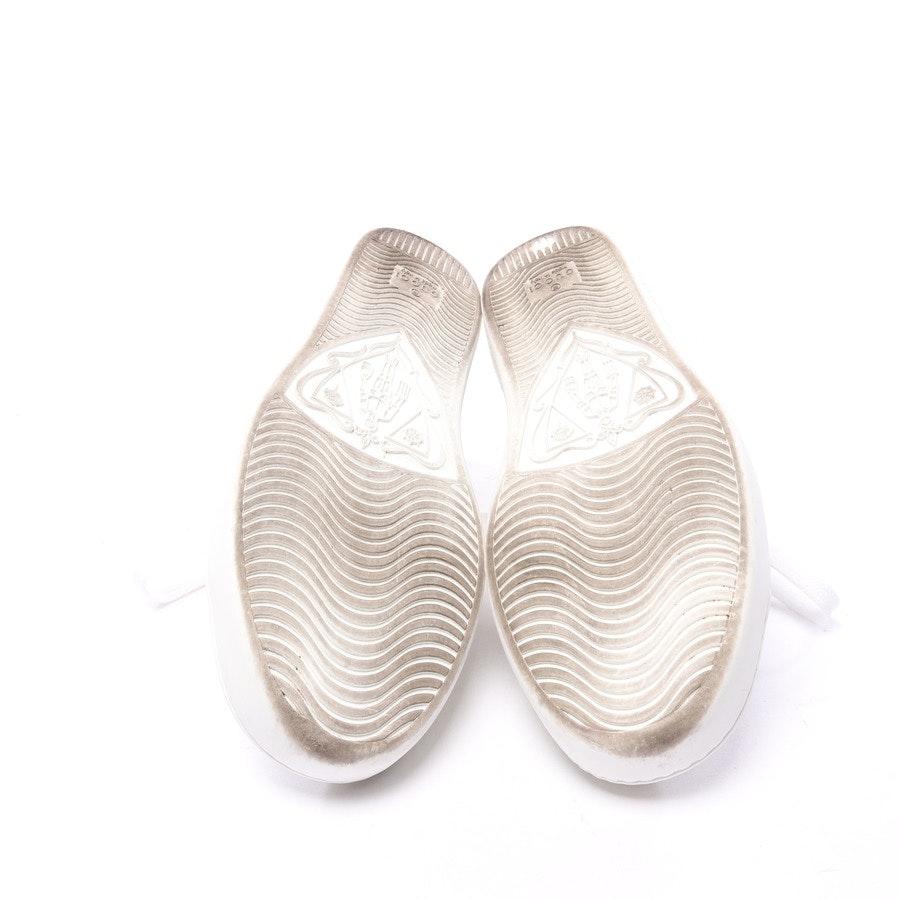 Sneaker von Gucci in Weiß und Grau Gr. EUR 36,5 - Ace