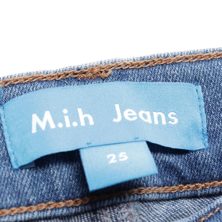 Jeans von MiH in Blau Gr. W25 - Paris Jean Neu
