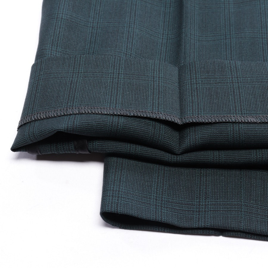 trousers from Balenciaga in forest green and black size 32 FR 34