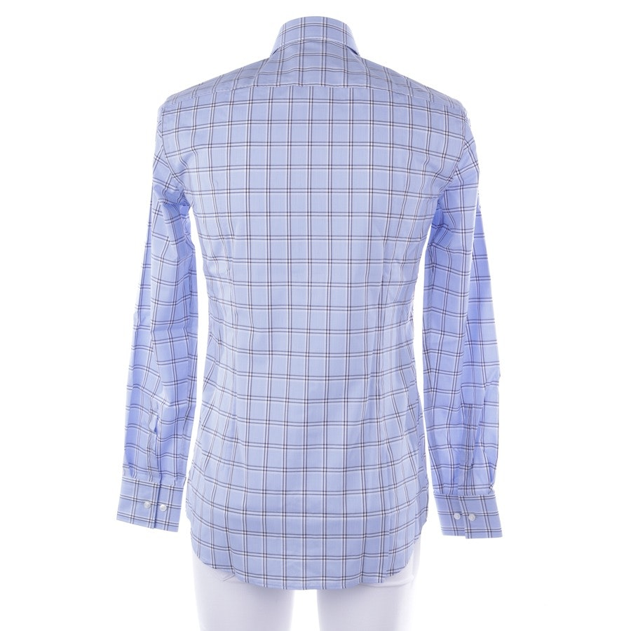 business shirt from Hugo Boss Black Label in blue size 37-38 - new