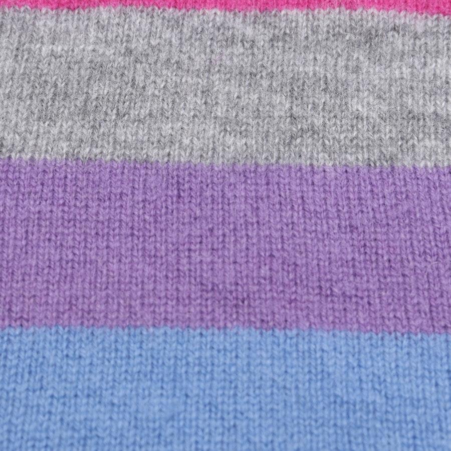 Kaschmirstrickpullover von Allude in Multicolor Gr. L