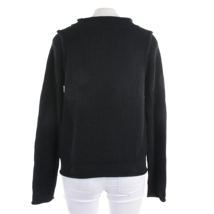 Pullover von Patrizia Pepe in Schwarz Gr. 34 / 1