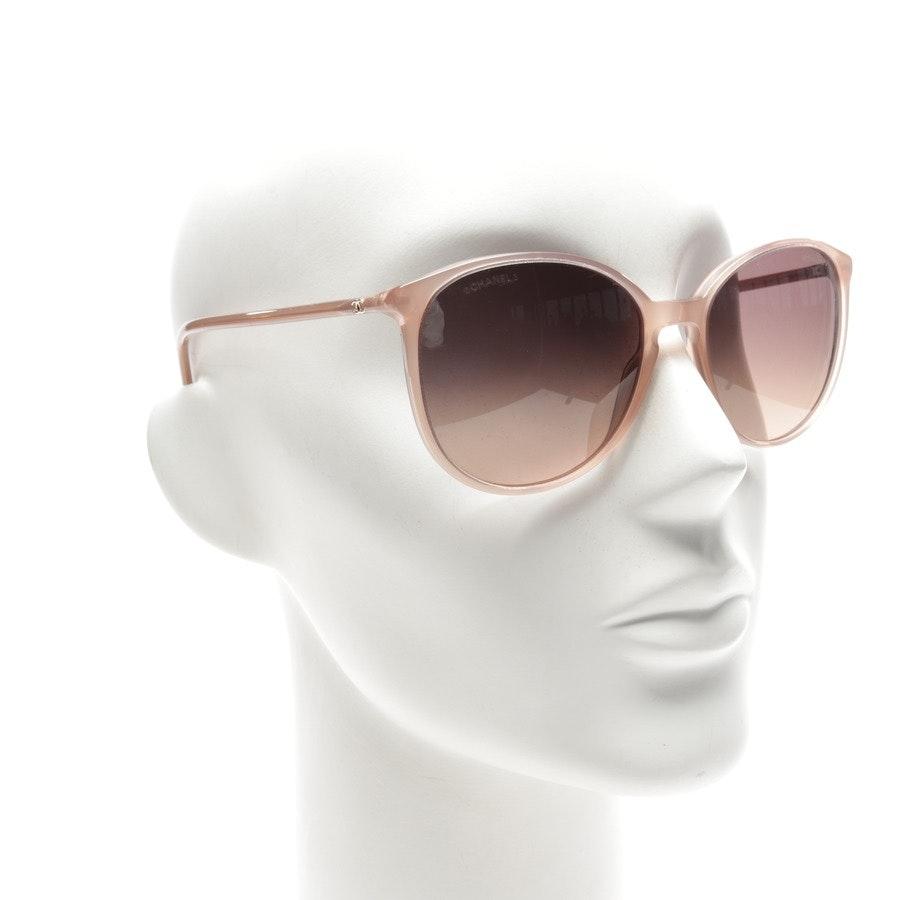 Sonnenbrille von Chanel in Nougat - 5278