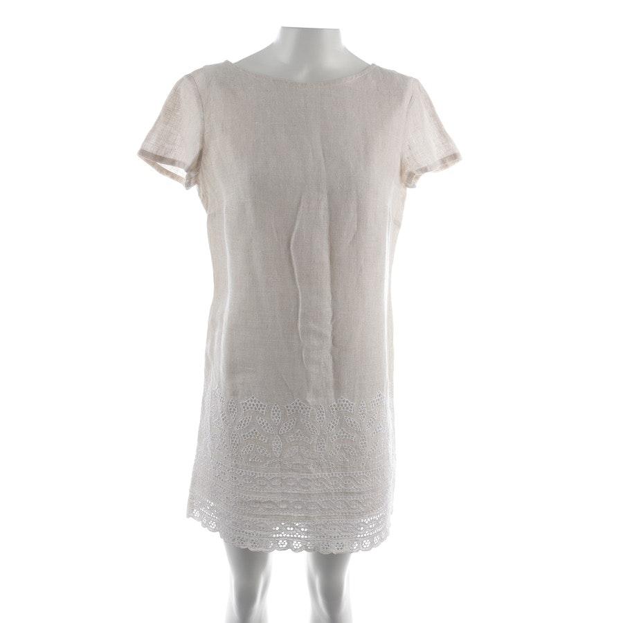 Kleid von Patrizia Pepe in Beige meliert Gr. 36 IT 42