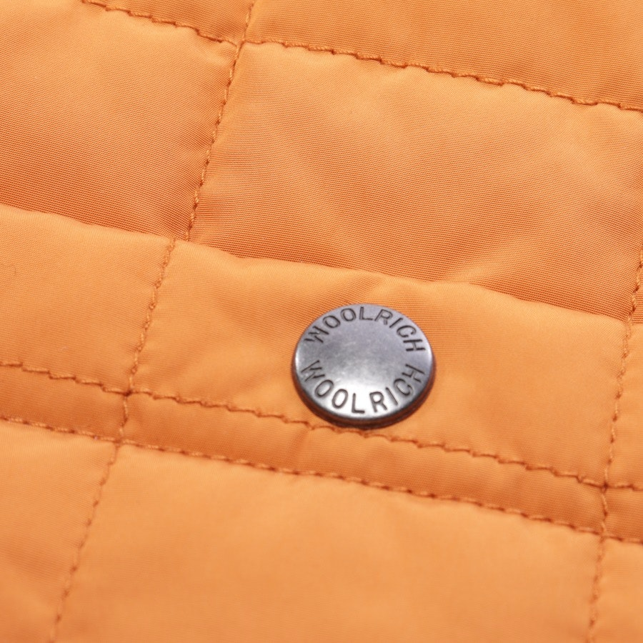 Steppweste von Woolrich in Orange Gr. M