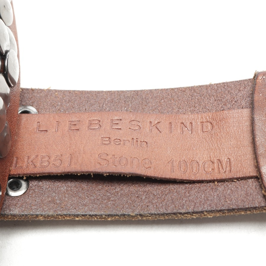 belt from Liebeskind Berlin in brown size 100 cm