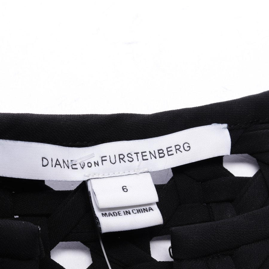 dress from Diane von Furstenberg in black size 36 US 6