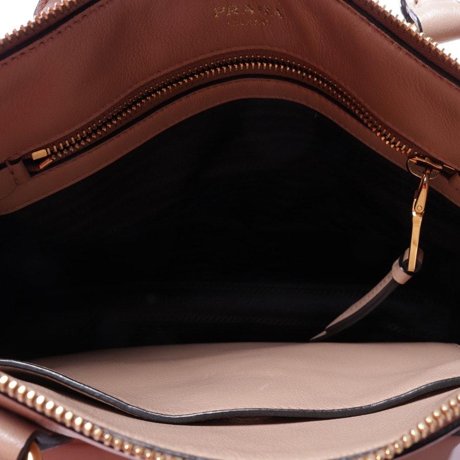 Handtasche von Prada in Beigebraun