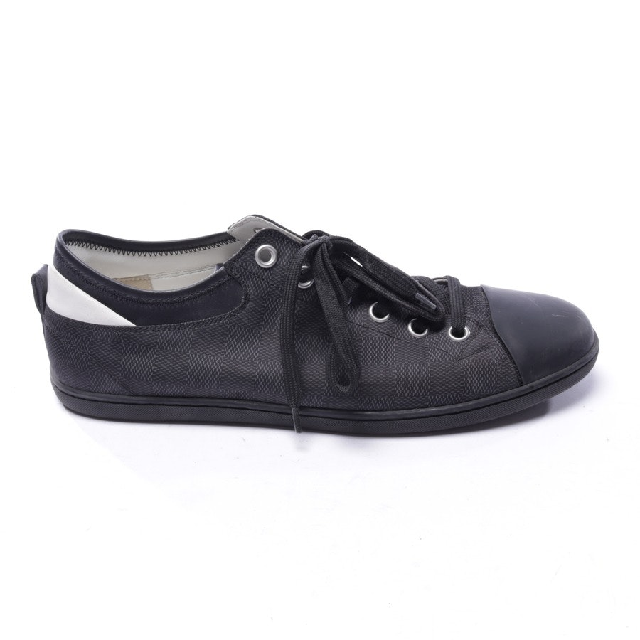 trainers from Louis Vuitton in black mottled and white size EUR 42,5 UK 8,5