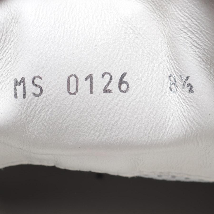 Sneaker von Louis Vuitton in Schwarz meliert und Weiß Gr. EUR 42,5 UK 8,5