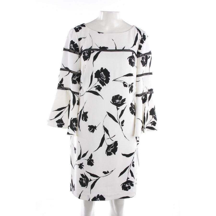 Kleid von Lauren Ralph Lauren in Weiß und Schwarz Gr. 38 US 8 - Neu
