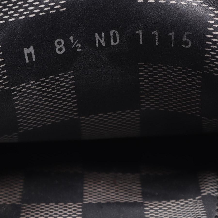 Halbschuhe von Louis Vuitton in Schwarz Gr. EUR 42,5 UK 8,5