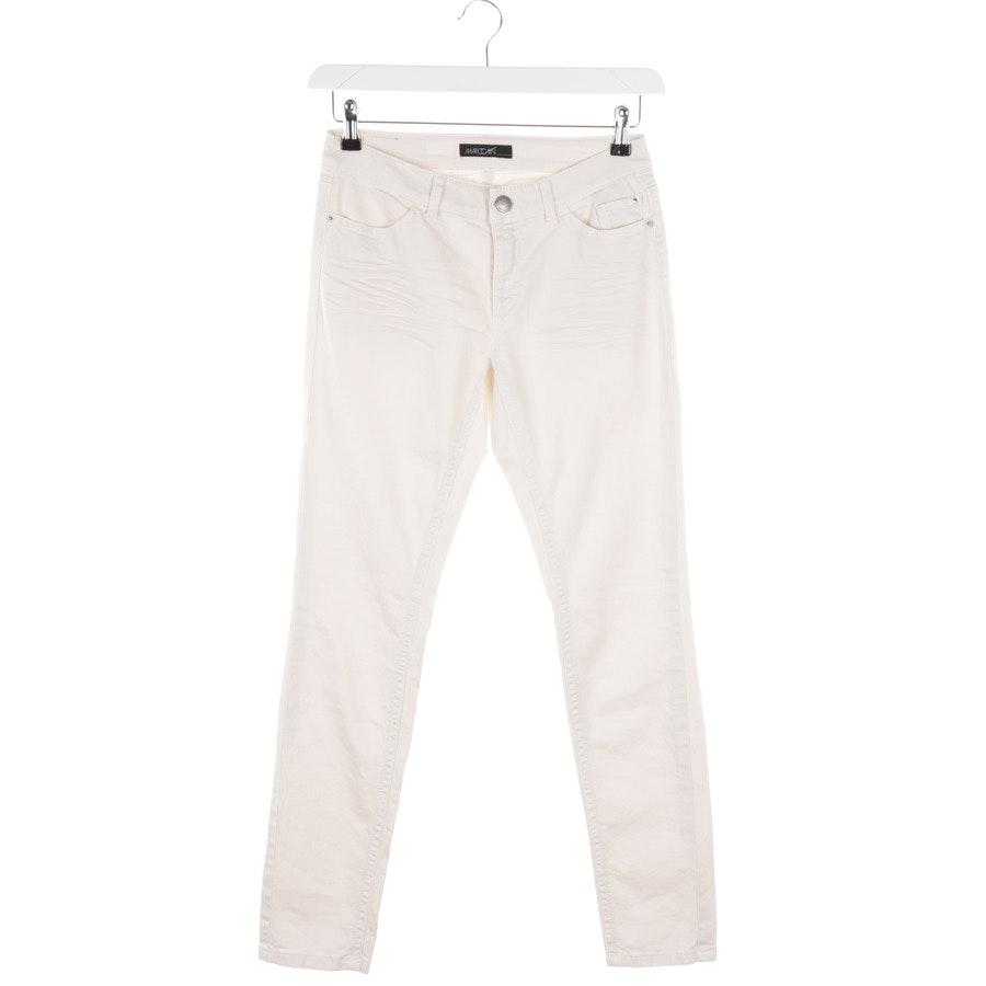 Jeans von Marc Cain in Zartrosa Gr. 36 N2
