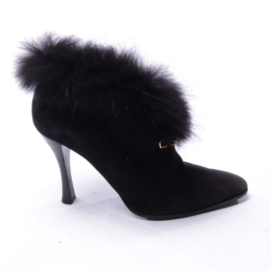 Ankle Pumps von Hermès in Schwarz Gr. EUR 38