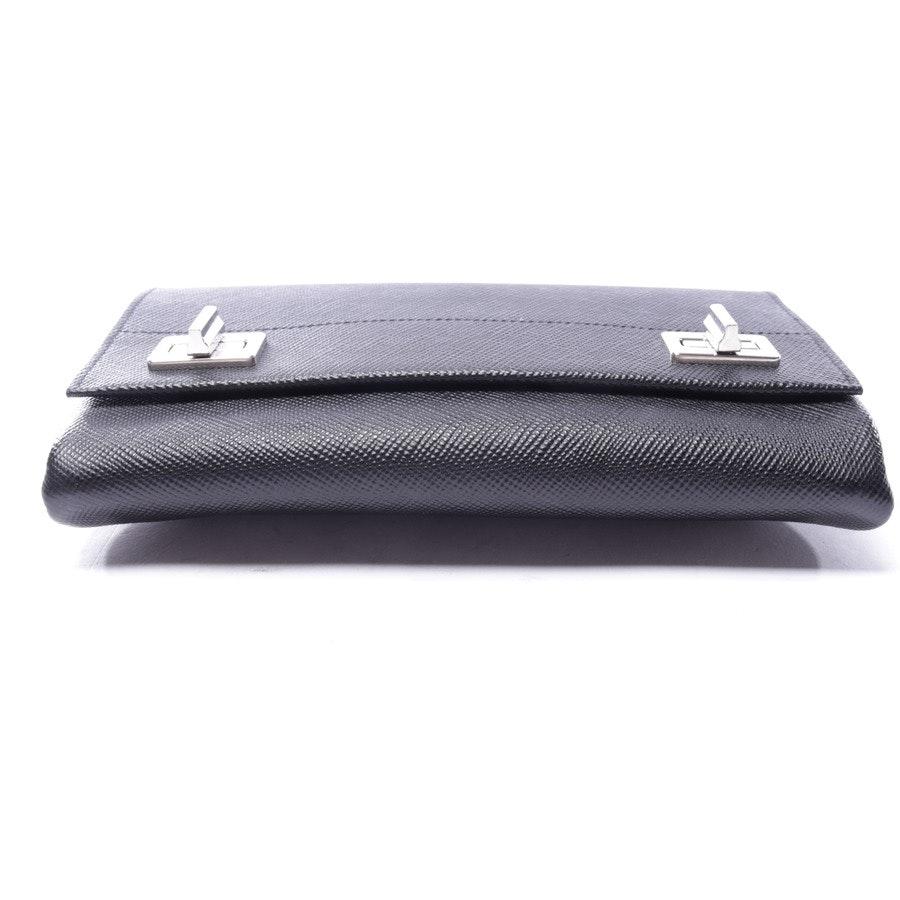 evening bags from Prada in black
