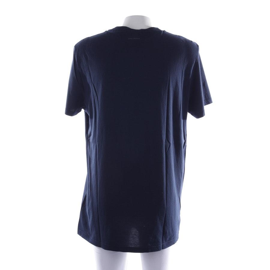 T-Shirt von Hugo Boss Orange in Dunkelblau und Mehrfarbig Gr. 2XL