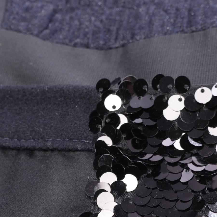 Kleid von Victoria Beckham in Blau Gr. 30 UK 4