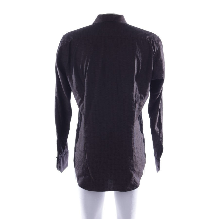 casual shirt from Etro in brown size 39-40
