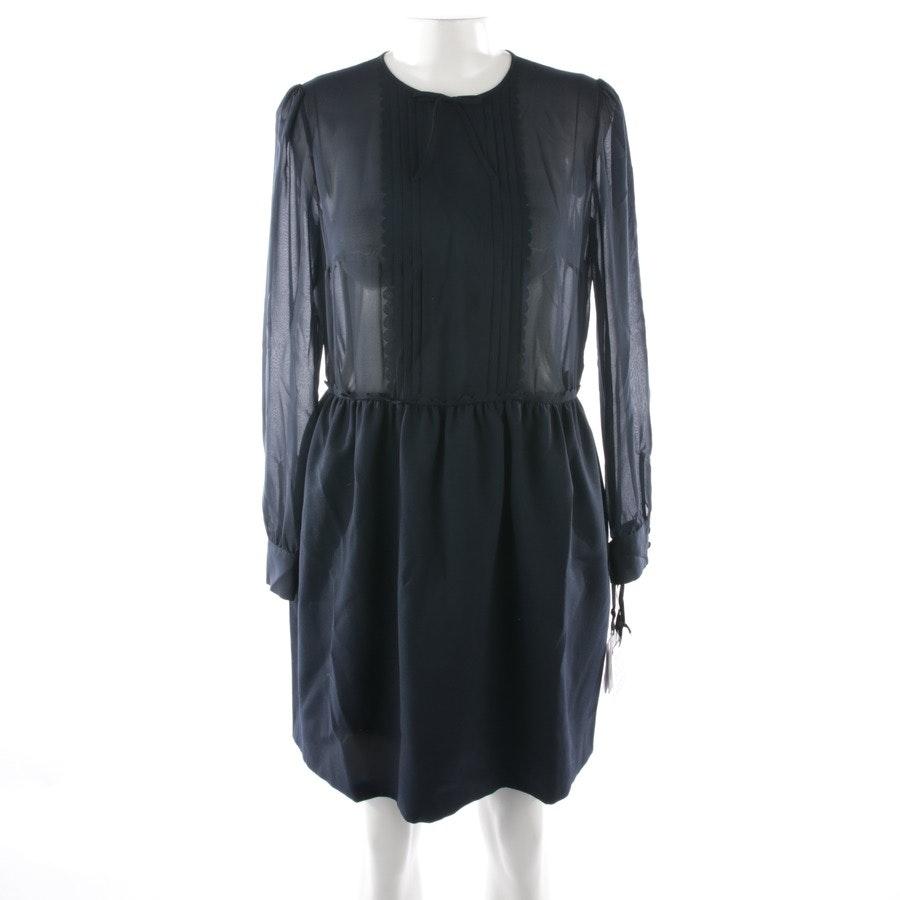 Kleid von Red Valentino in Nachtblau Gr. M - Neu