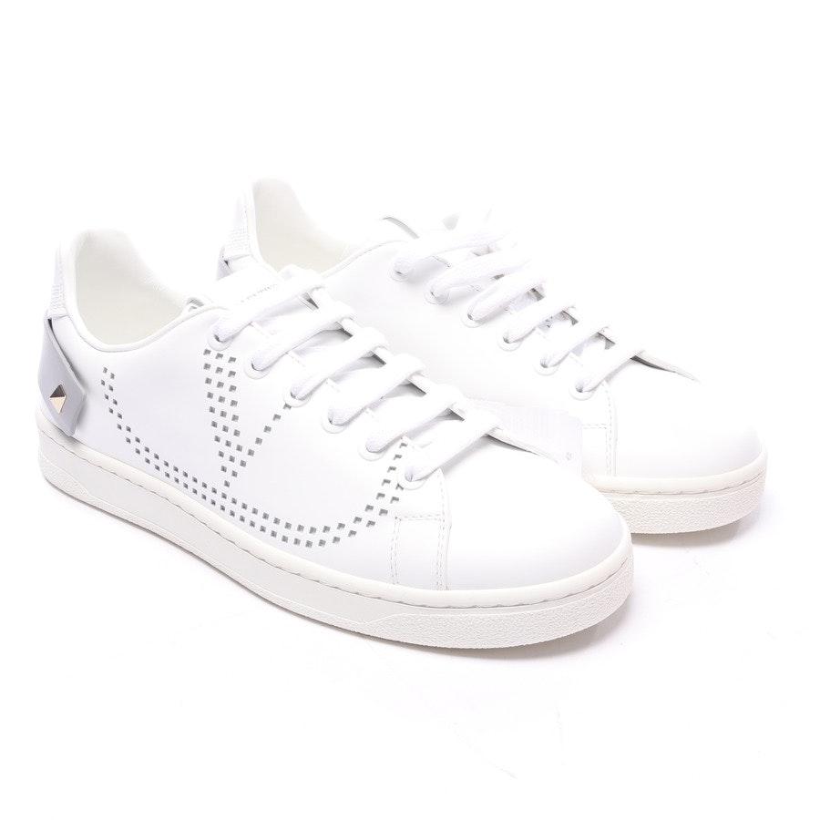 Sneaker von Valentino in Weiß und Grau Gr. EUR 34,5 - Neu