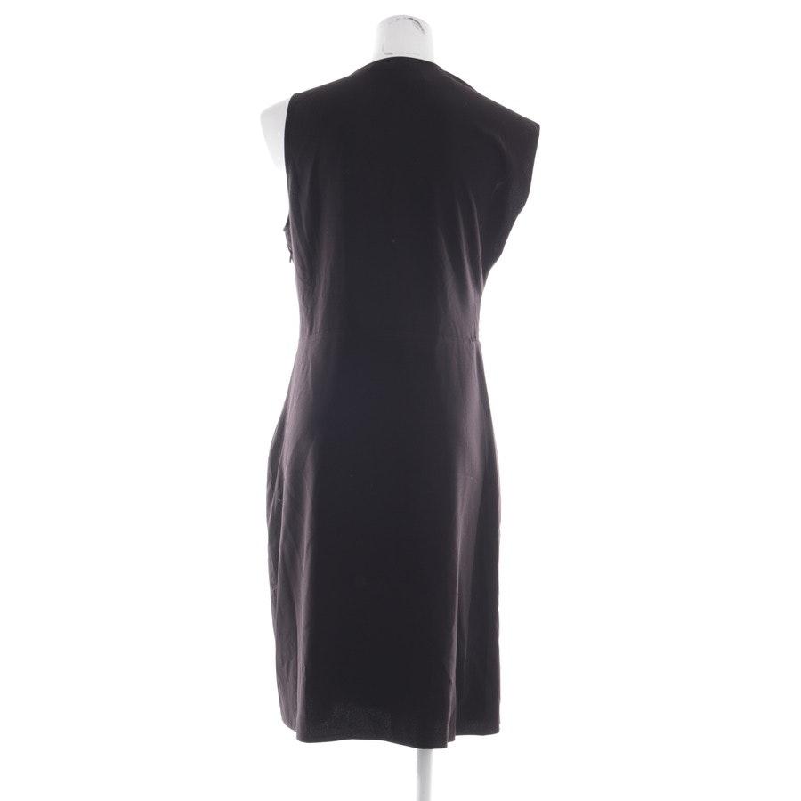 Kleid von Halston Heritage in Schwarz Gr. 40 US 10