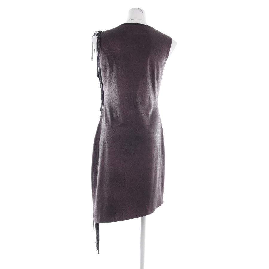 Kleid von Ana Alcazar in Aubergine Gr. 40