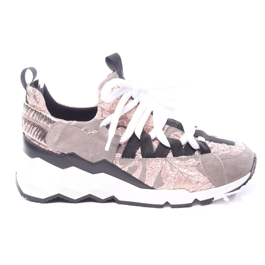 trainers from Pierre Hardy in beige brown and black size EUR 38 - new