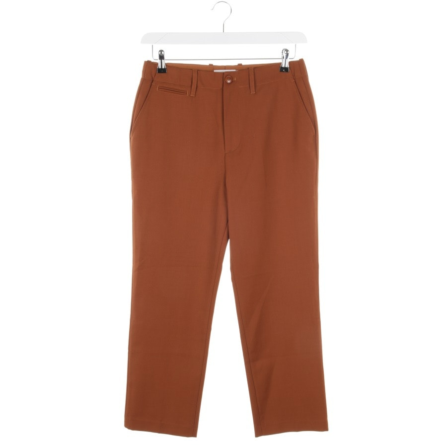 trousers from Closed in brown size W27 - bertha - new