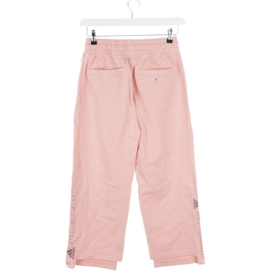 Jogginghose von Adidas by Stella McCartney in Apricot und Grau Gr. M - Neu