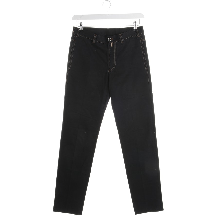 trousers from Brunello Cucinelli in black size 46