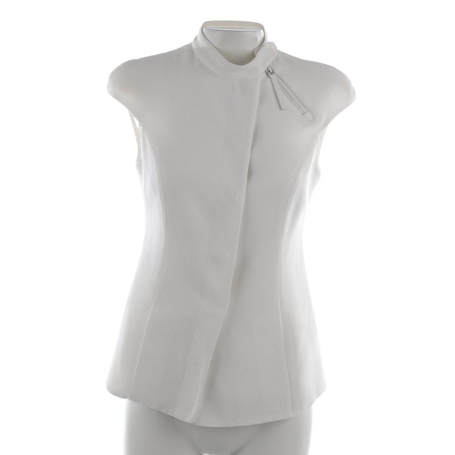 waistcoat from Emporio Armani in cream size XS