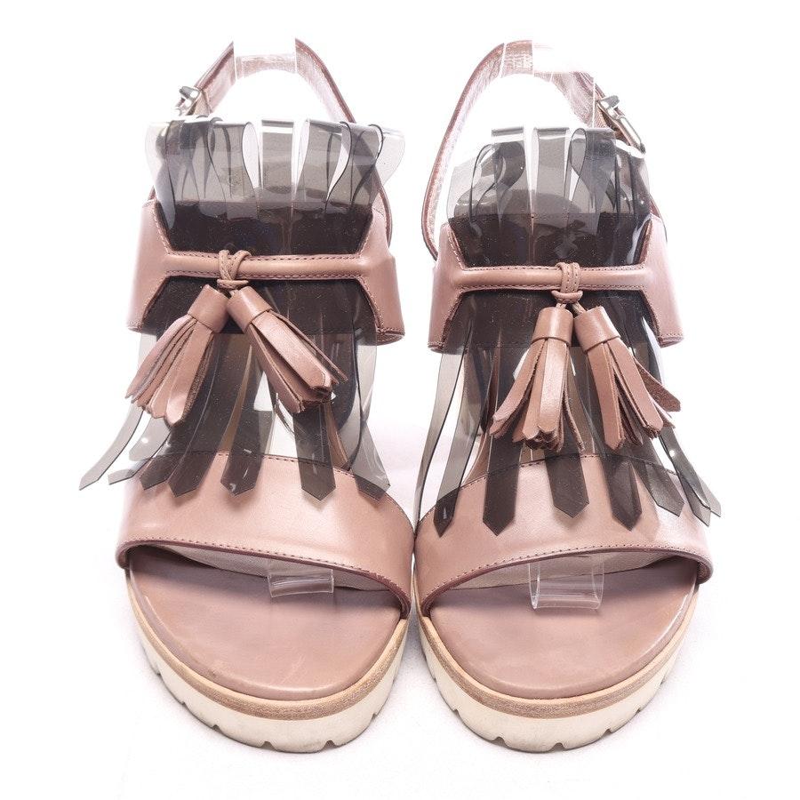 Sandaletten von Truman´s in Taupe Gr. EUR 40