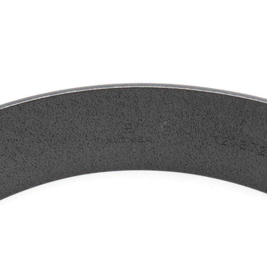 Gürtel von Aigner in Schwarz Gr. 85 cm