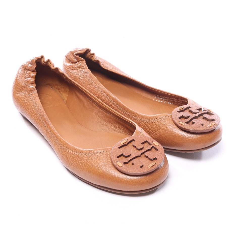 loafers from Tory Burch in brown size EUR 36,5 US 6,5